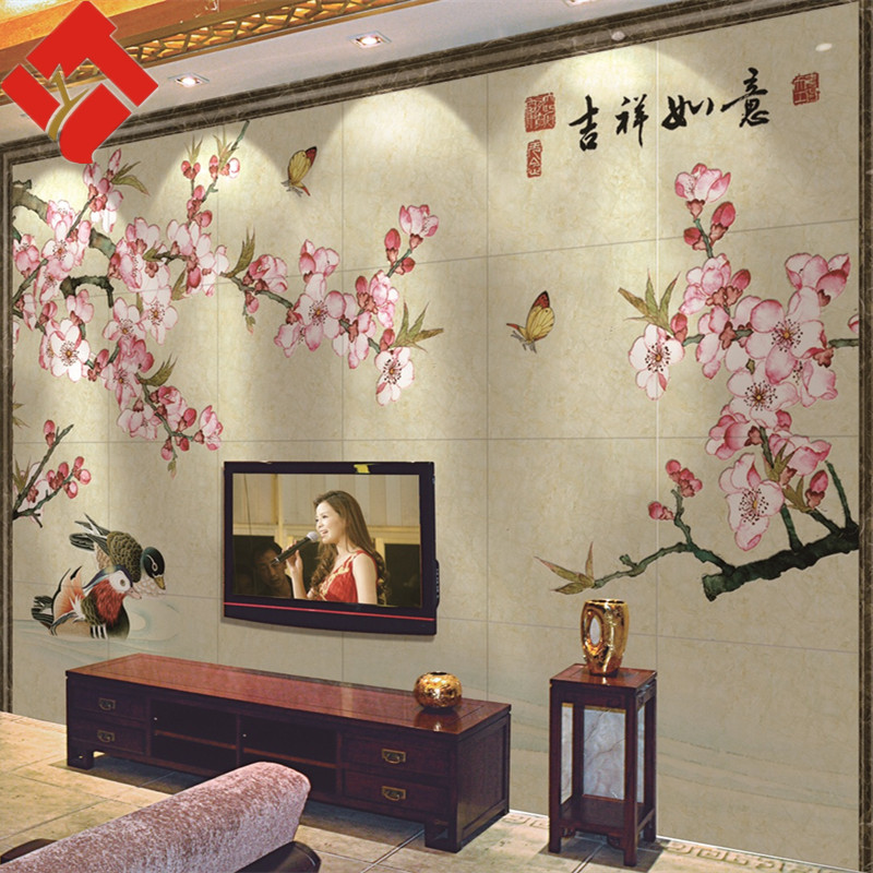 Comhome Decor Factory : Foshan Factory Home Decorating Ideas 3d Wallpaper Tile Sale - Buy ...