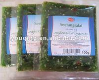 frozen seasoning seaweed
