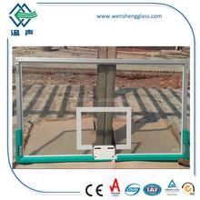 tempered glass for basketball backboard
