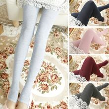 2014 new winter fine grid step on the foot socks thin cotton knit pantyhose bottoming socks step foot socks legs