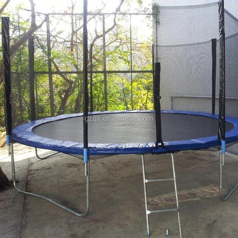 Large Top China Bungee Jumping Equipment/ Trampoline