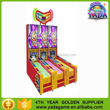 New Kids Coin Operated Bowling Redemption Arcade Game Machine