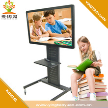 4K resolution 10 points multi touch monitor LED TV/PC all in one touch tv whiteboard