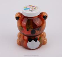 Children enjoyable cartoon bear funny expanded clay