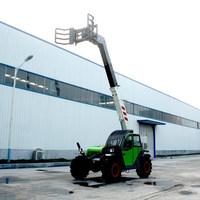 3 Ton Lifting Capacity Telescopic Forklift Loader