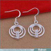 yiwu factory fashion jewelry catalog drop earring