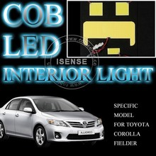 Hot New LED Panel Interior Reading Light LED Dome Light for Toyota Corolla Body Parts