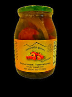 Gourmet Tomatoes Marinated (Naturally Grown)