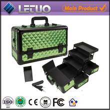 Discount cosmetic bags and cases VIP customers of eyelash salon hard case cosmetic bag