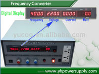(YK-BP8102) Variable Power Converter 50hz/60hz/400Hz
