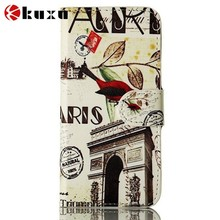 5 inch PC TPU mobile phone case for various phones for iphone 6 with credit card slot for sale