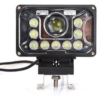 42w Rectangle led driving Light, 8 inch led driving light, tractor lamp