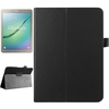 2 Folding Flip Leather Smart Cover for Samsung Galaxy Tab S2 9.7 Case