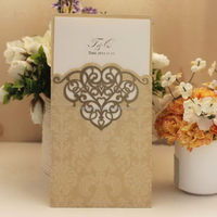 Contemporary discount meeting invitation card