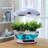 acrylic round fish tank