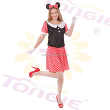 donne adulte funy animale mickey mouse costume costume di carnevale costumi cosplay