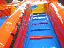 Popular use red fish inflatable slide with pool with CE EN71 approved for outdoor use