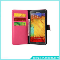Flip Leather Cases for Galaxy Samsung Note 5 Wallet Cover 8 colors available
