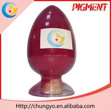 China Pigment Manufacturer Textile Ink Pigment Red 242 Pigment Powder for Concrete