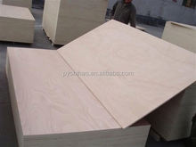 china market D/E 12mm MR grade birch plywood sheet for kitchen cabinet using