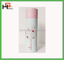 Hot Sell Promotional Gift Box Cylinder Packing Tube ,Coated Paper Packing Box