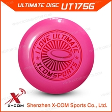 X-COM Pink Color Custom Frisbee for Women's Ultimate Disc Frisbee Club Groups