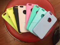 Hot selling ultra thin soft tpu mobile phone case for iphone 4 5 6 6plus
