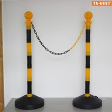 Alibaba China Manufacturer Water Filed Plastic Traffic Stanchion Crowd Control Barrier