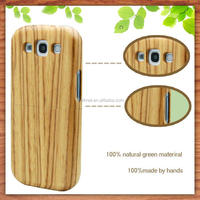 Original cell phone accessories for samsung galaxy s3 s4 s5 wood phone case -Worknet
