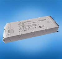 35v output voltage Push Dimming 80w led driver Fireproof environmental protection PC plastic cover