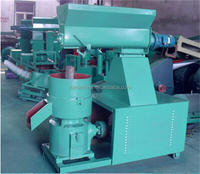 ZLSP 400 purtry feed wood sawdust rice husk efb pellet making machine for banch