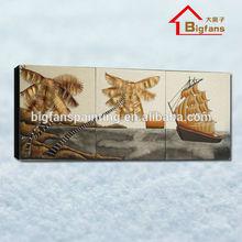 Nivel superior 3d personalizar imagen, popular personalizado- hechos en casa pinturas de decoración