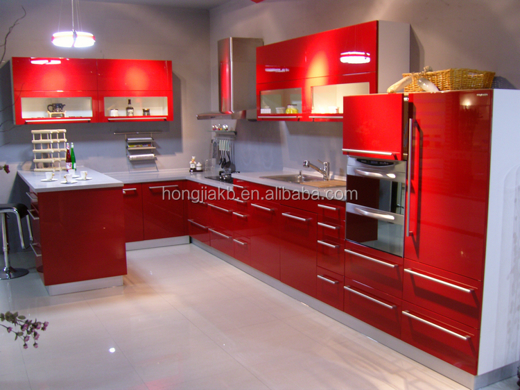 China Online Selling Laminated Kitchen Cabinet Factory Buying On