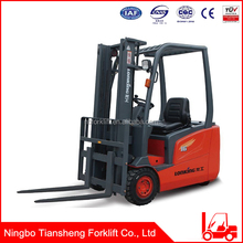 Professional Design Widely Use Hydraulic Factory Price side loading electric forklift