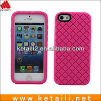 for iphone 5 silicone phone cover, customized logo printed cell phone case wholesale