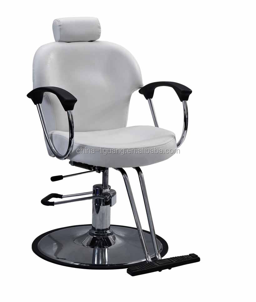 round base modern hydraulic barber chair hair cutting chairs with
