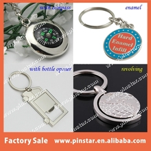 Cheap Price Promotional Metal Custom Keychain Manufacturers in China