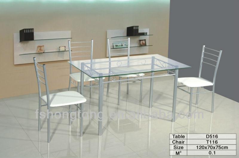 Muebles de comedor de hierro forjado 20170719180052 for Muebles de comedor en vidrio