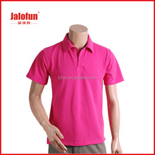 Polo shirt design with combination for men in 100% bamboo material