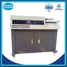 HTA4-50 high speed low price glue binding machine