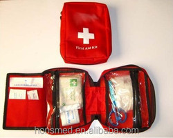 First aid kit/bag hot sale emergency kit,emergency survival kit portable