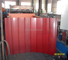 bright color coated galvanized steel coils metal roofing sheets prices