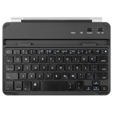 alibaba express hot sale aluminum keyboard cover bluetooth keyboard for ipad mini