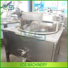 CE approved automatic deep fryer for fried chicken with large capacity