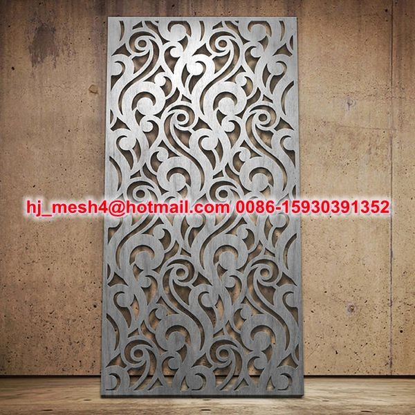 Laser Cut Decorative Metal Panels Buy Laser Cut