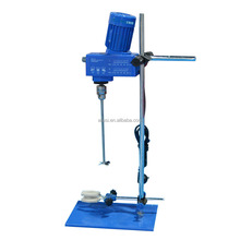 Chemical industrial high speed portable agitator