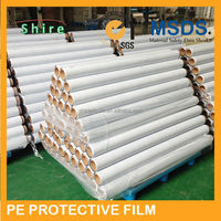 2015 hot sale pvc rubber protective film
