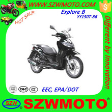 Good looking Explore B YY150T-8B YY125T-8B scooter motorcycle