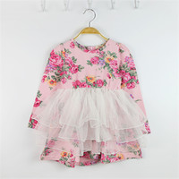 Professional korean kids clothes wholesale girls sexy night dress made in China 13308