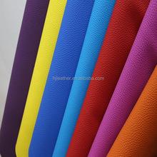 2014 soft pu coated microfiber leather